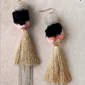 🙋🏼♀️ Tassel Earrings